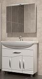 Мебель для ванной Vigo 5 звезд Martina 85 см белый