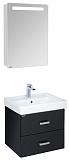 Мебель для ванной Акватон Америна 60, черный