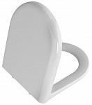 Крышка-сиденье для унитаза VitrA Zentrum 94-003-001 петли хром