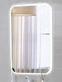 Зеркало Relisan Alexandria 80x90 см, с подсветкой