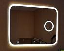 Зеркало Relisan Constance 80x60 см, с подсветкой
