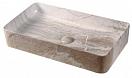 Раковина CeramaLux Stone Edition Mnc596 60 см светло-коричневый