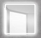 Зеркало BelBagno SPC-MAR-600-600-LED-BTN 60x60 см кнопочный выключатель