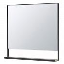 Зеркало Акватон Лофт Урбан 80 см графит/дуб орегон