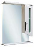 Зеркальный шкаф Руно Толедо 65 R белый