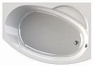 Акриловая ванна Ваннеса Монти 150х105 см R