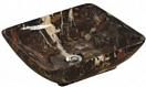 Раковина CeramaLux Stone Edition Mnc183 41.5 см серо-коричневый
