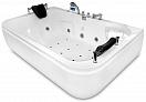 Акриловая ванна Gemy G9085 K L 180x116 см