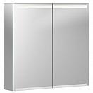 Зеркальный шкаф Geberit Option 75 см белый 500.205.00.1