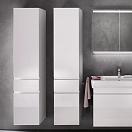Мебель для ванной Geberit Renova Plan 67.6 см белый глянцевый