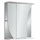Зеркальный шкаф Руно Белла 65 L белый (снято с производства)