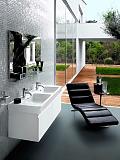 Мебель для ванной Keramag iCon 90 см 2 ящика, белый глянец