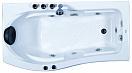 Акриловая ванна Gemy G9010 B R 173x83 см