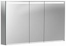Зеркальный шкаф Geberit Option 120 см белый 500.207.00.1
