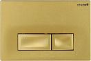 Кнопка смыва Creavit Ore GP3006.00 золото матовый