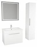 Мебель для ванной Toms Design Jolante 80 см белый лак, 1 ящик (снято с производства)