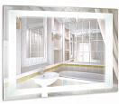 Зеркало Relisan Vesta 91.5x68.5 см, с подсветкой
