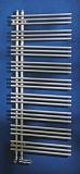 Полотенцесушитель водяной Zehnder Yucca Asymmetric YAC-130-040/0 Chrom