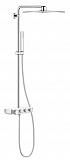 Душевая стойка Grohe Euphoria SmartControl System 310 Cube Duo 26508LS0 с термостатом
