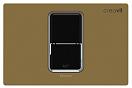 Кнопка смыва Creavit FP8001.04 золото