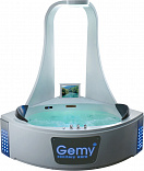 Акриловая ванна Gemy G9069 O 151x151 см