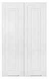 Шкаф подвесной Style Line Альба 60 см Люкс белый