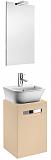 Мебель для ванной Roca Gap 45 см бежевый