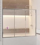Шторка для ванны RGW Screens SC-41 150x150 шиншилла
