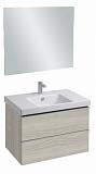 Мебель для ванной Jacob Delafon Odeon Up 77 см квебекский дуб (снято с производства)