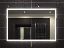 Зеркало Relisan Ivanka 120x80 см, с подсветкой