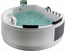 Акриловая ванна Gemy G9063 O 185x183 см