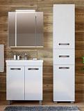 Мебель для ванной Vigo 5 звезд Plaza 70 см белый