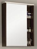 Зеркальный шкаф Акватон Крит 65 см, венге арт. 1A144202KT500 (снято с производства)
