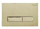 Кнопка смыва BelBagno Marmi BB013-MR-ORO золото