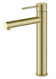Смеситель для раковины Timo Saona 2311/17F золото матовое
