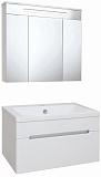 Мебель для ванной Руно Парма 75 1 ящик белый