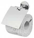 Держатель туалетной бумаги Am.Pm Bliss L A55341464 с крышкой хром
