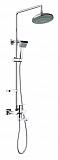 Душевая стойка Timo Beverly SX-1060/00 (3011) с подсветкой, хром
