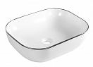 Раковина CeramaLux LuxeLine D1302H011 50 см белый