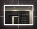 Зеркало Relisan Ivanka 80x60 см, с подсветкой