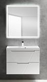Мебель для ванной BelBagno Vittoria 80 см Bianco Lucido