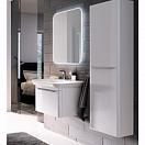 Мебель для ванной Keramag MyDay 68 см белый глянцевый