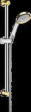 Душевой гарнитур Hansgrohe Raindance Classic 100 3jet 27843090 хром/золото