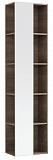 Шкаф навесной Geberit Citterio 40 см темный дуб, 500.569.JJ.1