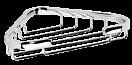 Мыльница Bemeta Cytro 106308172 17 см