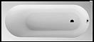 Квариловая ванна Villeroy&Boch Oberon см 160x75 см, арт. UBQ160OBE2V-01