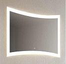 Зеркало Relisan Mery 100x68 см, с подсветкой