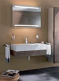 Мебель для ванной Keuco Edition 300 95 белый/шпон дуба