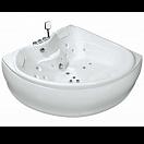 Акриловая ванна Orans BT6012X 150x150 с г/м