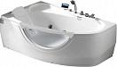 Акриловая ванна Gemy G9046 II K L 171x99